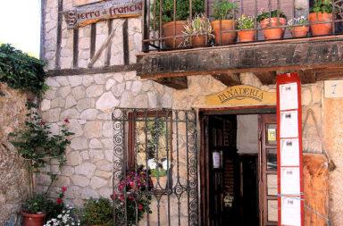 Panadería y dulces de artesanía Sierra de Francia