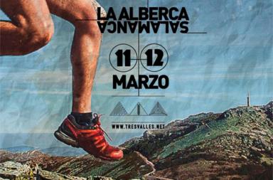 Carrera Tres Valles 2017 los días 11 y 12 de Marzo ¡Inscripciones aquí!