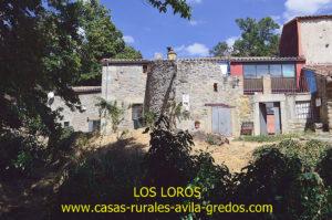 Casas Rurales Los Loros Ávila