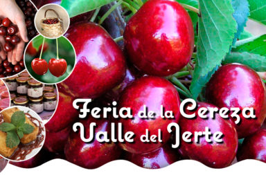 Feria de la Cereza en el Valle del Jerte