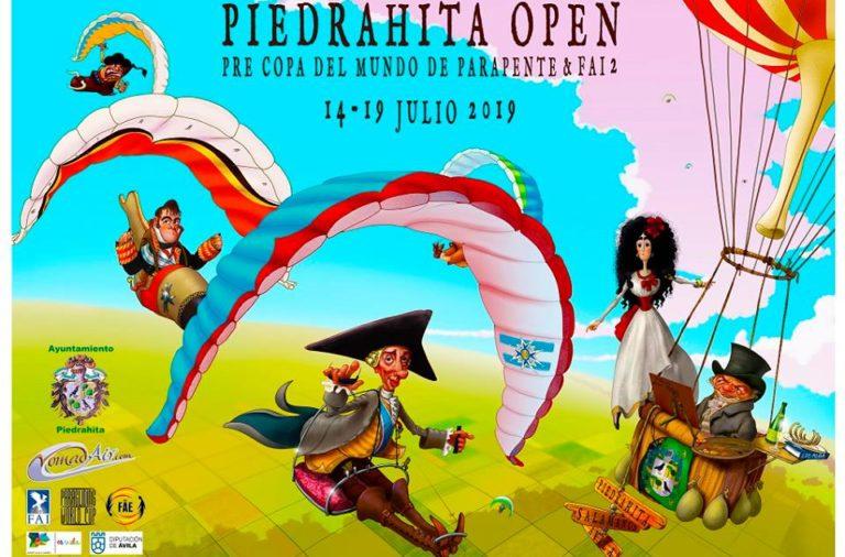Piedrahita Open 2109 (Pre Copa del Mundo de Parapente y FAI 2)