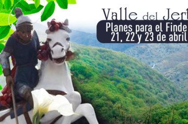 Primavera y Cerezo en Flor 2017: ¡Planes para el finde en el Valle del Jerte (21, 22 y 23 de abril)!