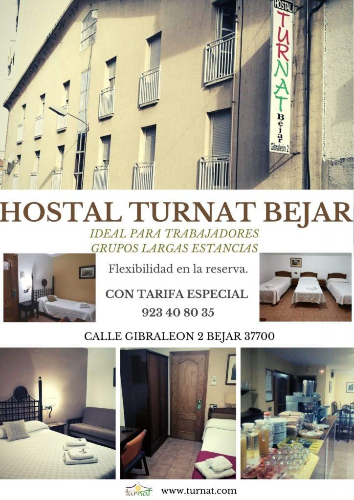 hotel Turnat Béjar