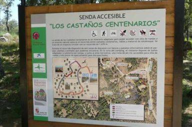 Sendero de los Castaños Centenarios a Las Batuecas