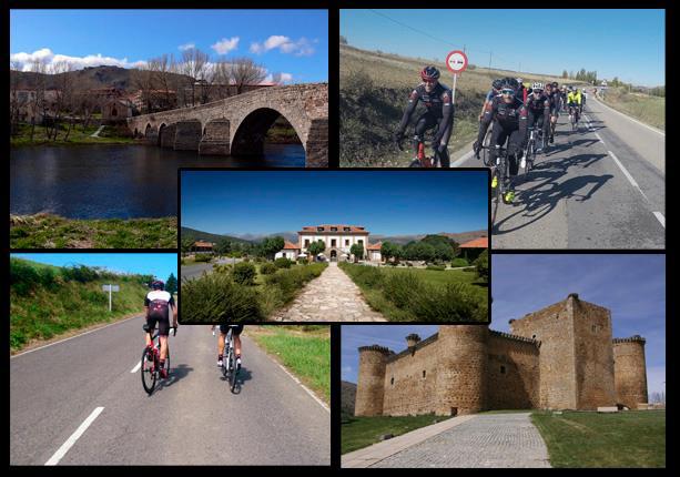 1º Campus de Ciclismo Fit Bike los días 10, 11 y 12 de Marzo en El Barco de Ávila