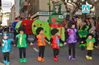 Carnavales en Candeleda y El Raso