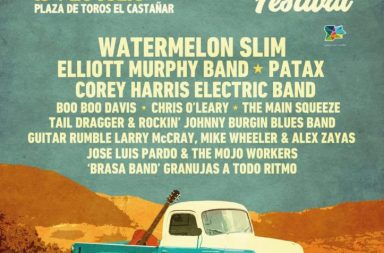 XX Festival de Blues Béjar