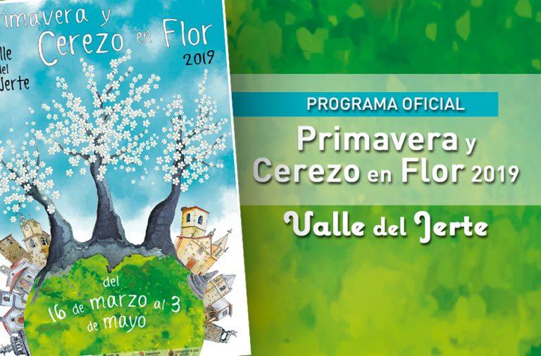 Lluvia de Pétalos en el Valle del Jerte: 8 de abril a 3 de mayo de 2019