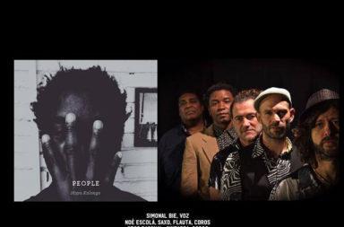 ¡Concierto de Afro-Funk en La Alquitara!