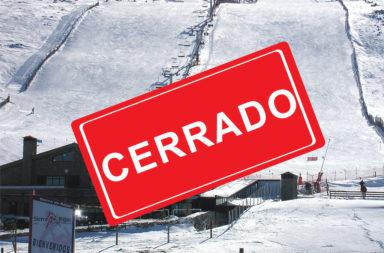 La Estación de Esquí La Covatilla cierra la temporada