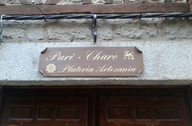 artesanía y Platería Puri y Charo