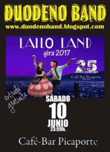 """""""Duodeno Band"""" en El Picaporte el 10 de junio"""