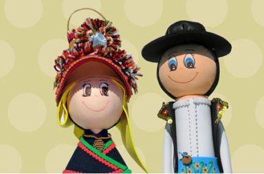 El grupo de danza del Cespedosa de Tormes representará al folklore clarro en el IV Festival Infantil de Plasencia. Los niños, jóvenes y adultos que lo forman destacan en la provincia por su tradicional baile de paloteo.