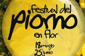 PROGRAMA Y EVENTOS del Festival Piornos en Flor Gredos Norte 2017 (del 18 de mayo al 15 de junio)
