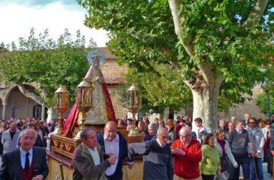 Las Fiestas patronales del municipio abulense de Piedrahita se conoce popularmente como La subida de la Virgen y tienen lugar en torno a mediados de Septiembre, este año del 10 al 12 de Septiembre.