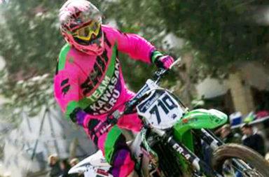 I Competiciñon Motocross Villa de Guijuelo