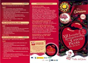 XII Jornadas Gastronómicas de la Cereza Picota Valle Jerte