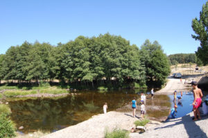 Área recreativa Río Aravalle