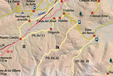 Ruta del Alto Aravalle por la Sierra de Gredos