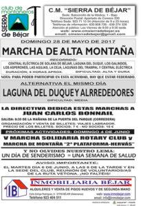 marcha de alta montana-club-montaneros-sierra-bejar