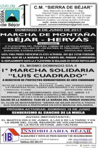 marcha solidaria luis cuadrado