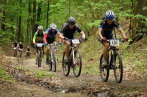 Solidaridad en la I Jamountain Bike de Guijuelo