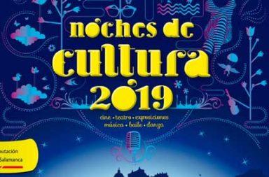 Noches de Cultura 2019