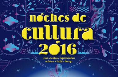 Noches de Cultura 2016