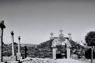 """La exposición fotográfica """"Corrales de Muertos"""" de Pablo de la Peña llega al castillo de San Martín del Castañar"""