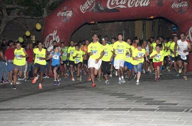 Carrera Popular Nocturna en Piedrahita