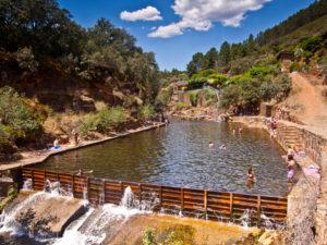 Piscinas Naturales En La Sierra De Francia Sotoserrano Villanueva