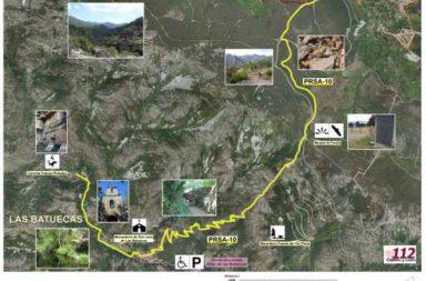 Ruta de Las Batuecas por la Sierra de Francia