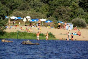 playa de sotoserrano-sierra de francia