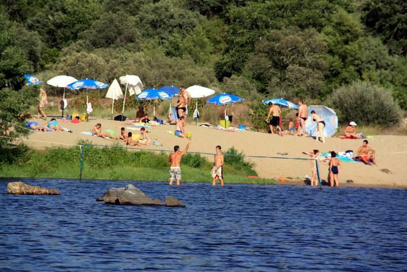 piscinas naturales en la sierra de francia sotoserrano