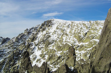 PLANO de Senderismo y Rutas de Montaña en Candeleda