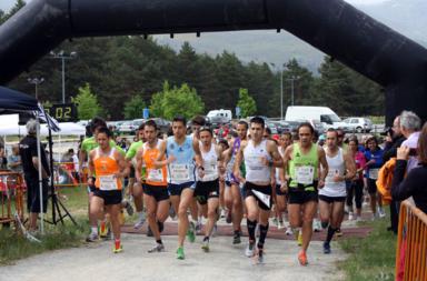 Media Maratón por la Naturaleza Gredos 2017