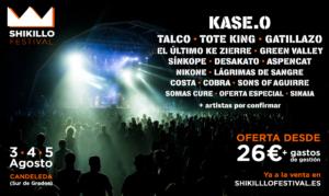 Shikillo Festival 2017 Candeleda