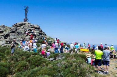 Tradicional Misa de Campaña al Pico Alaiz