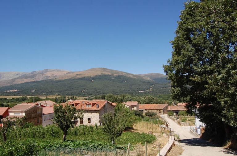 Ruta senderista por Umbrías en la Sierra de Gredos